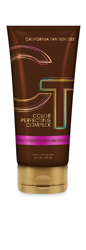 Color Perfecting Complex® Tan Extender with Bronzers