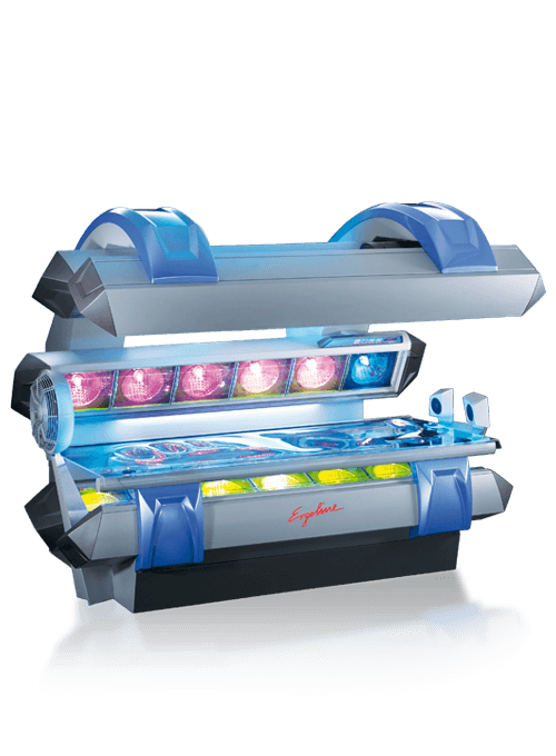 At The Beach's Open Sun 1058 is the best sunbed on the market.